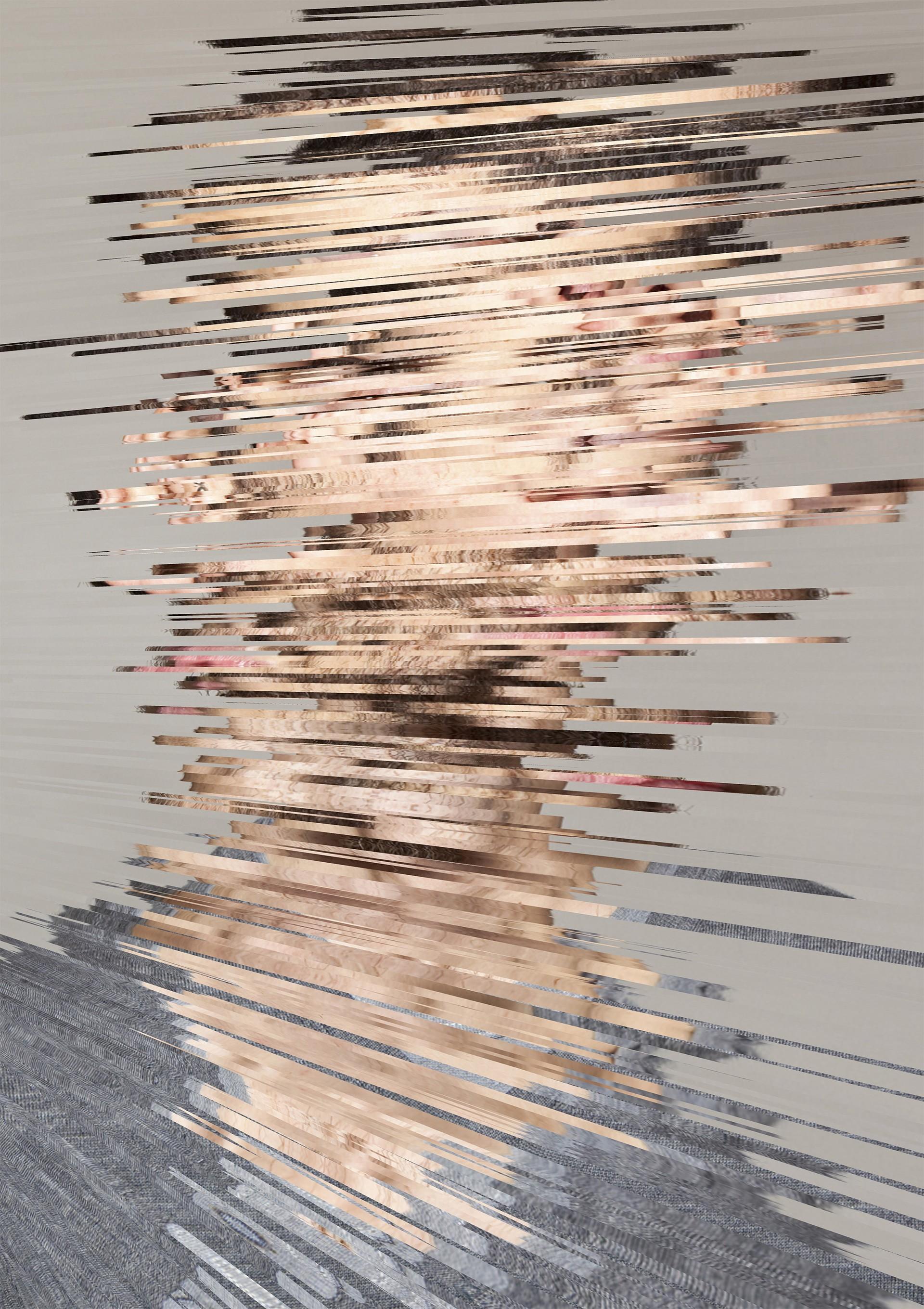 NEOANALOG Digital Ghosts Portraits